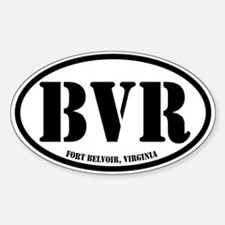 Fort Belvoir, Virginia Decal