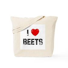 I * Beets Tote Bag