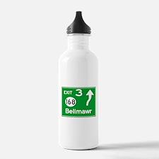 NJTP Logo-free Exit 3 Water Bottle