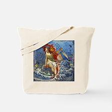 Aquarius Mermaid Gothic Whimsical Surrealism Funny