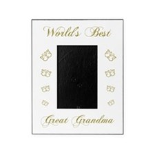 World's Best Great Grandma Picture Frame