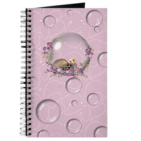 Ferret Bubble Journal