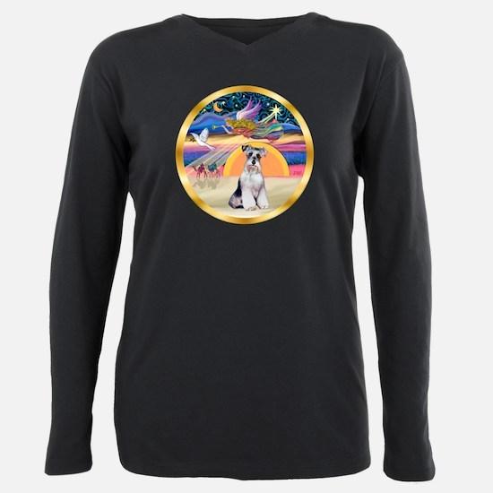 XmasStar/Schnauzer # 2 T-Shirt