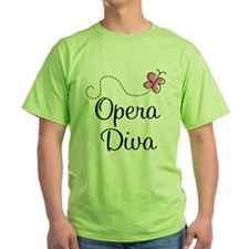 Cute Music opera T-Shirt