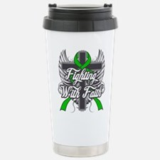 Cerebral Palsy Faith Thermos Mug