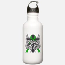 Cerebral Palsy Faith Water Bottle