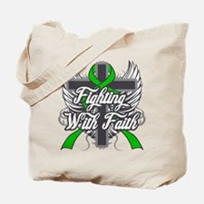Cerebral Palsy Faith Tote Bag