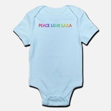 Peace Love Laila Body Suit