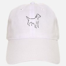 Irish Setter Sketch Baseball Baseball Cap