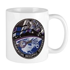 CRS-8 Logo Mug