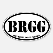 Fort Bragg, North Carolina Decal