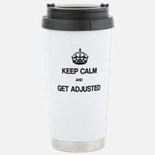 Unique Chiropractor Travel Mug