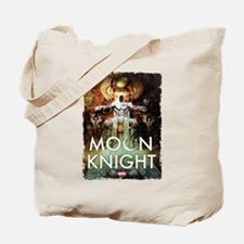 Moon Knight Throne Tote Bag