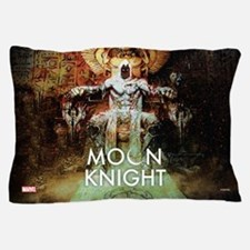 Moon Knight Throne Pillow Case