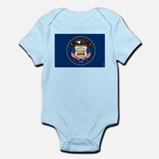 Utah State Flag Infant Bodysuit