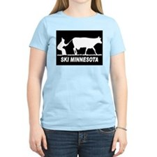 Cute Funny minnesota T-Shirt