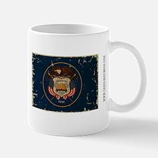 Utah State Flag VINTAGe Mugs