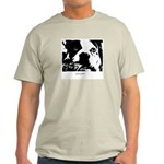CUTE DOG Grey T-Shirt- VIEW BACK OFT ALL SHIRTS