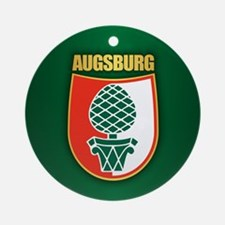 Augsburg Round Ornament
