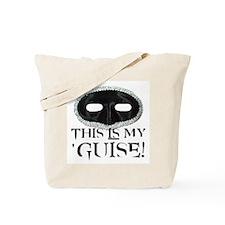Guising Halloween Tote Bag