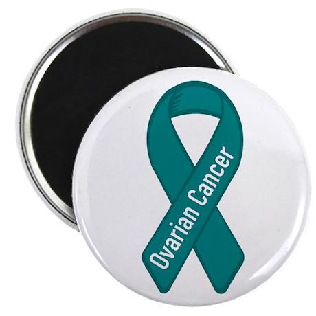 """Ovarian Cancer 2.25"""" Magnet (10 pack)"""