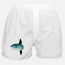 Mola Mola Ocean Sunfish Boxer Shorts