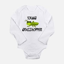 Cute Ninja baby Long Sleeve Infant Bodysuit