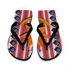 Cherokee Nation Flip Flops