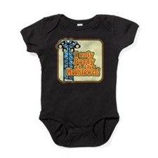 Unique Seventies Baby Bodysuit