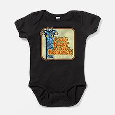 Funny Dazed Baby Bodysuit