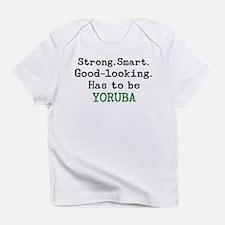 be yoruba Infant T-Shirt
