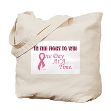 One Day At A Time 3 (BC) Tote Bag