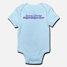 """Superduperstar"" Infant Bodysuit"