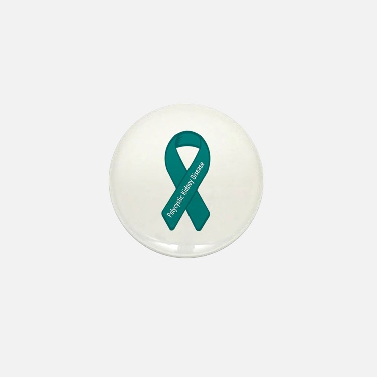 Polycystic Kidney Disease Mini Button