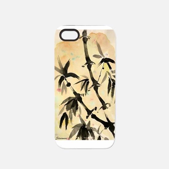 Bamboo! Asian art! iPhone 5/5S Tough Case