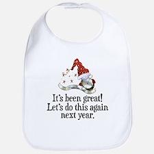 New Years Bib