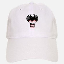 Bat Shit Crazy Baseball Baseball Cap