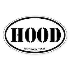 Fort Hood, Texas Decal