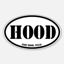 Fort Hood, Texas Decal