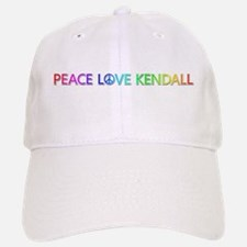 Peace Love Kendall Baseball Baseball Baseball Cap
