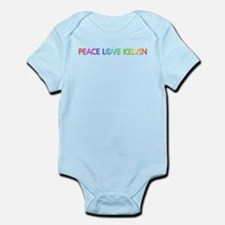Peace Love Kelvin Body Suit