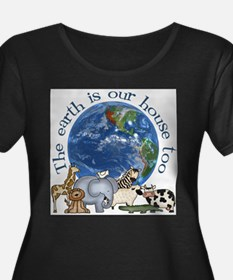 Cute Earth friendly T