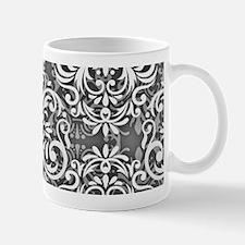 Damask Mugs