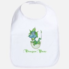 Dragon Baby Bib