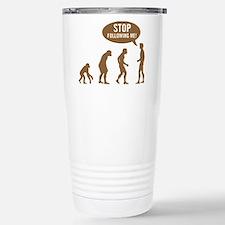 Cute Darwin Travel Mug