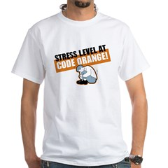 STRESS LEVEL at code orange! Shirt