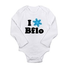 Cute B lo Long Sleeve Infant Bodysuit