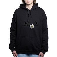 Cute Distance Women's Hooded Sweatshirt