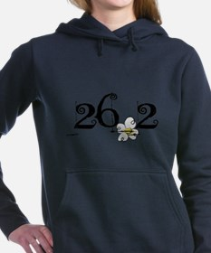 Cool Marathoner Women's Hooded Sweatshirt