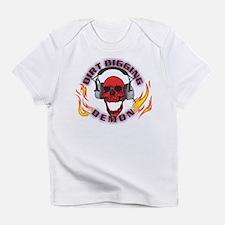Cute Metal detecting Infant T-Shirt